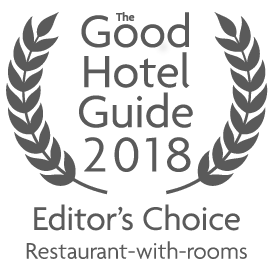 2018 Editor's Choice Restaurants-with-Rooms